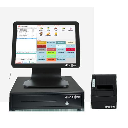 ePOS System for Restaurant